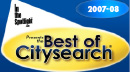 citysearch, EFS, Elite Fitness Studio, GYM, Pilates, Yoga, Martial Arts, Award, 2007