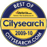 citysearch, EFS, Elite Fitness Studio, GYM, Pilates, Yoga, Martial Arts, Award, 2009