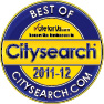 citysearch, EFS, Elite Fitness Studio, GYM, Pilates, Yoga, Martial Arts, Award, 2011